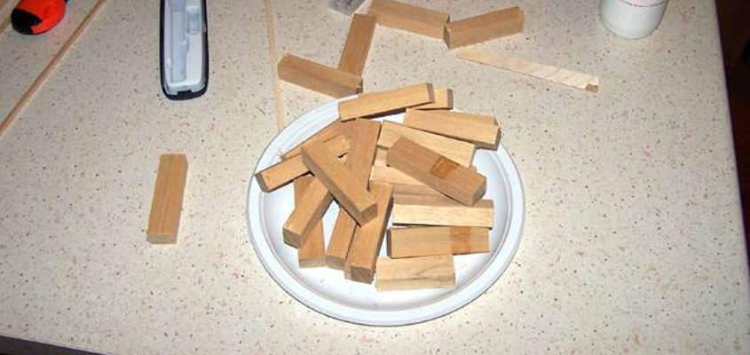 Cutty Sark blocchetti rinforzo chiglia