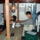 Un momento di vita quotidiana sul Cutty Sark