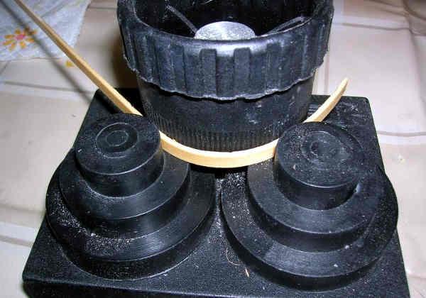 Piega listelli meccanico