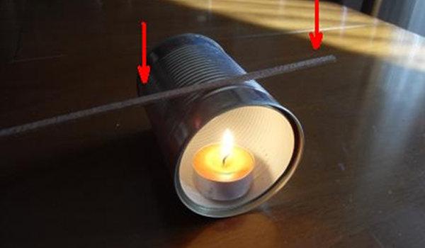listello a candela