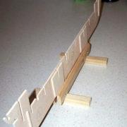 Lo scaletto in legno