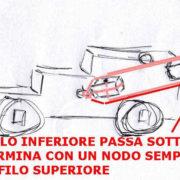 Schema del paranco del cannone: Step 5