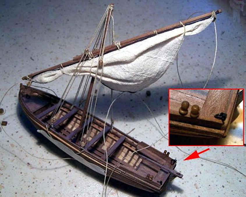 Attrezzare la barca per accogliere le manovre correnti