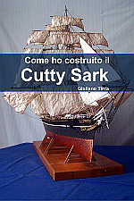 Copertina del libro COME HO COSTRUITO IL CUTTY SARK vol unico