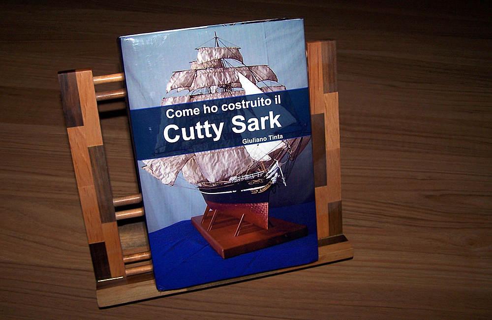 Copertina COME HO COSTRUITO IL CUTTY SARK vol unico
