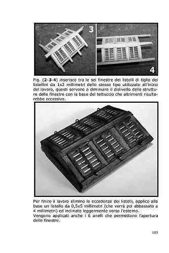 In queste pagine si illustrano gli step necessari per costruire in modo semplice ed intuitivo un carabottino.