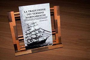 Copertina La Traduzione dei Termini Marinareschi di Tinta Giuliano