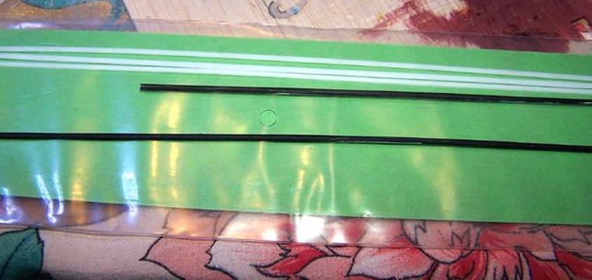 Le cerniere del timone del Cutty Sark hanno un profilo uguale all'originale.