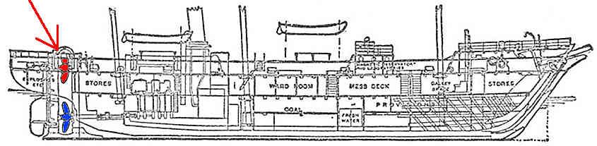 L'Endurance fu la nave utilizzata Ernest Henry Shackleton per esplorare lantartico.
